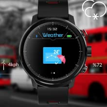 Leotec Reloj inteligente LESW52KAMZ: Amazon.es: Relojes