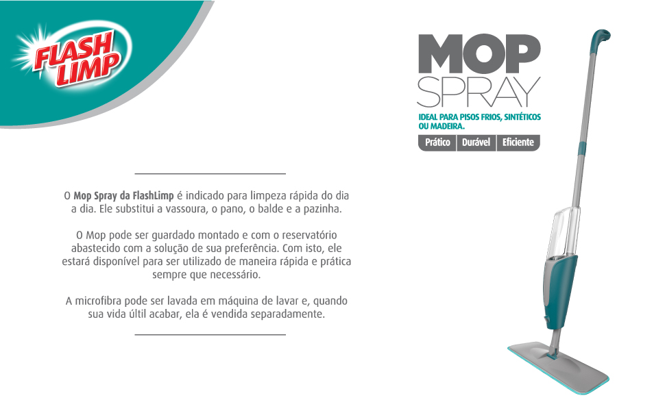 Mop Spray FlashLimp