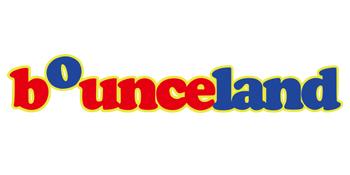 bounceland logo bounce house