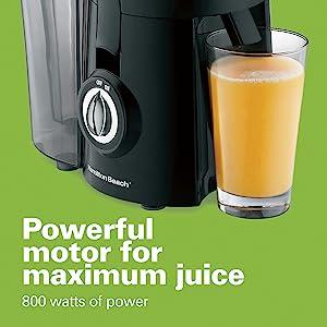 800 watt juicer