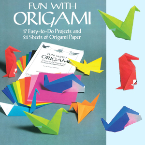 Easy Origami Dover Origami Papercraft Over 30 Simple Projects John