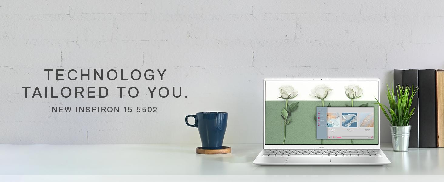 Dell Inspiron 5502 15.6