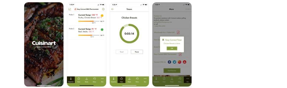 cuisinart bluetooth app