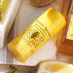 loccitane en provence citrus verbena stick deodorant