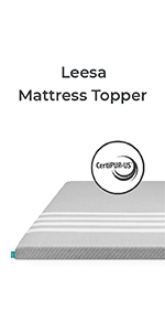 Mattress Topper Queen Leesa