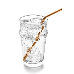 copper drinking straws; reusable drinking straws; copper reusable drinking straws; drinking straws
