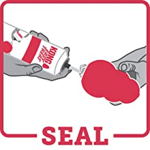 seal with KONG easy treat