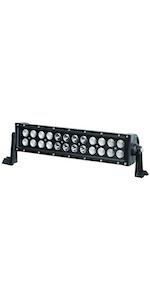 Groz 55031 72W LED CREE Lightbar, 4300 Lumens, IP67