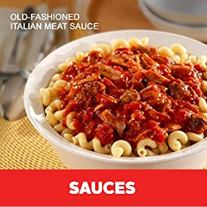 Create your own scratch tomato sauce for recipes using Hunt's non-GMO diced tomatoes.