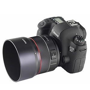 Rokinon 85mm F1.4 Auto Focus Lens