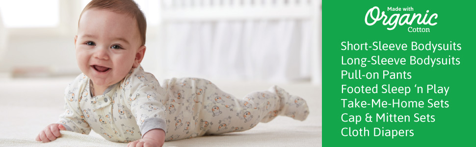 gerber organic apparel and textiles