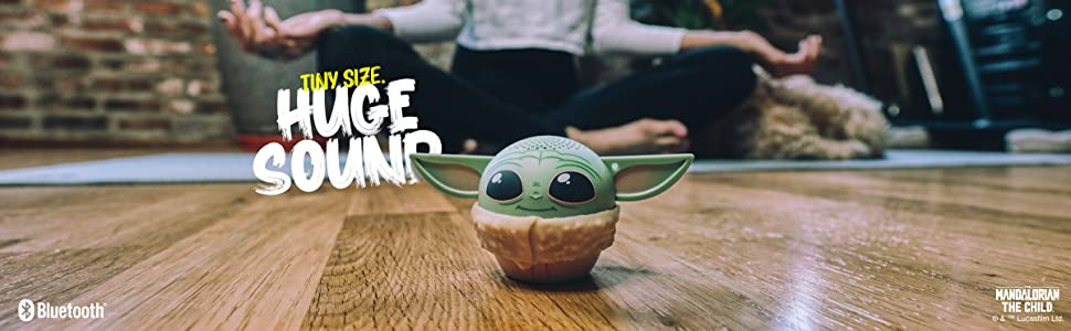 Star Wars, Darth Vader, Stormtrooper, Bluetooth, Speaker, Baby Yoda, The Child, Mandalorian
