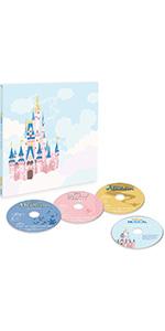 ディズニー ミュージカル・コレクション <ブルーレイ+CD> Vol.1