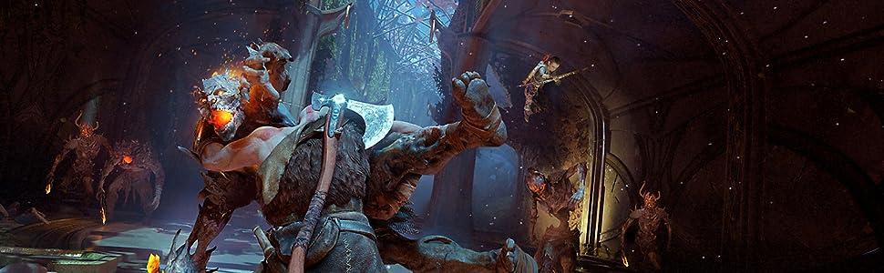 God of War - PlayStation 4: Amazon.com.br: Games