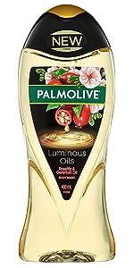 Palmolive Luminous Oils Rosehip & Geranium Oil Body Wash