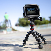 Action camera, Gorillapod, starter kit,