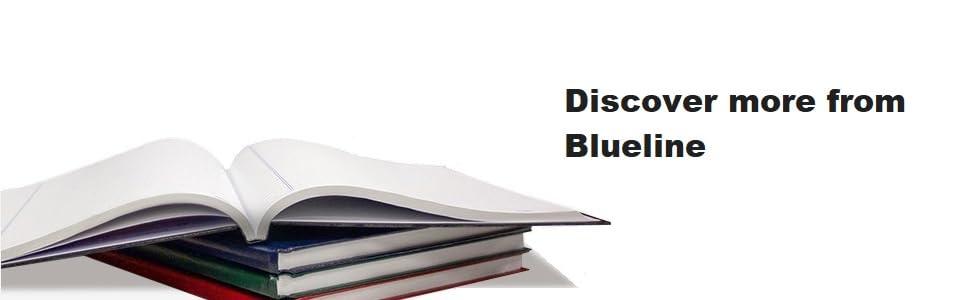 Amazon.com: Blueline - Almohadilla de escritorio académica ...
