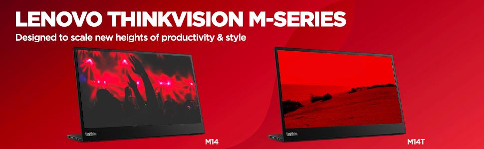 M14t Monitor