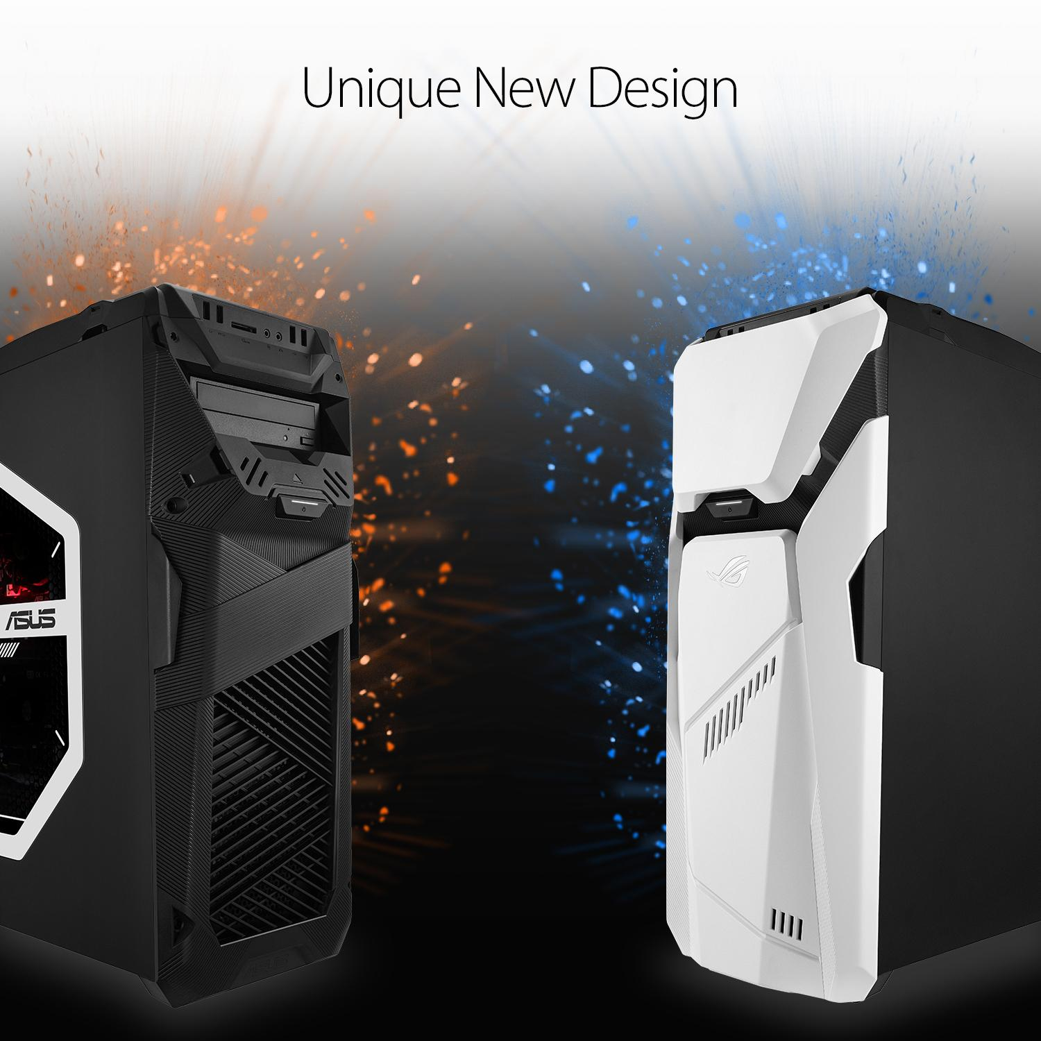Amazon Com Asus Rog Strix Gd30 Gaming Desktop Nv Geforce Gtx 1060