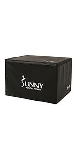 Amazon.com : Sunny Health & Fitness Water Rowing Machine