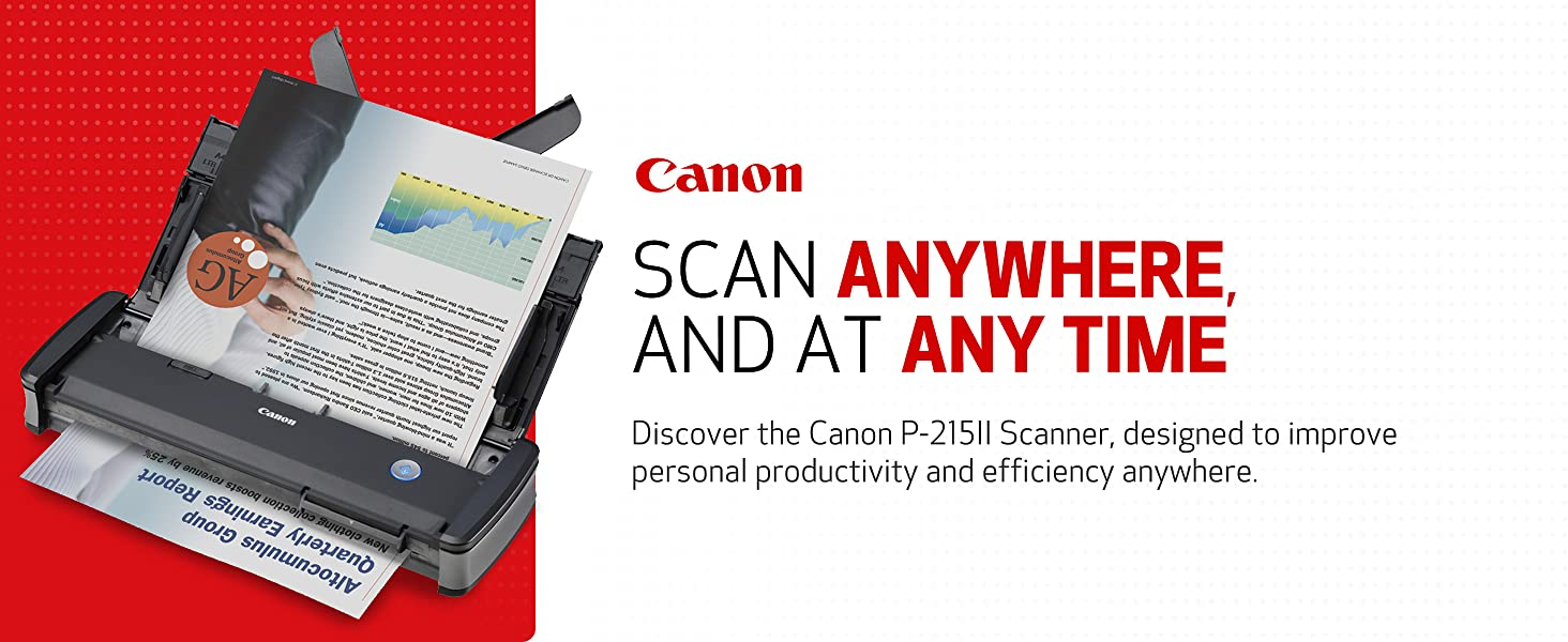 Scan Anywhere, And At Any Time