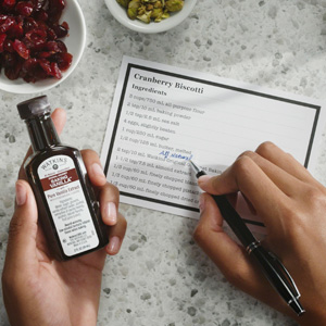 Trust the flavor of Watkins Extracts