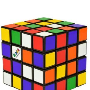 Scrambled Rubik's 4x4 Master Cube