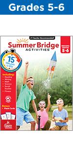 Summer Bridge Activities 5-6