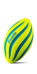 franklin football, football toy, foam football, kid sport, kid football, football, franklin sport