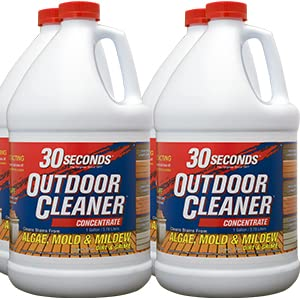 30 SECONDS Cleaners 1 Gallon 4 Pack