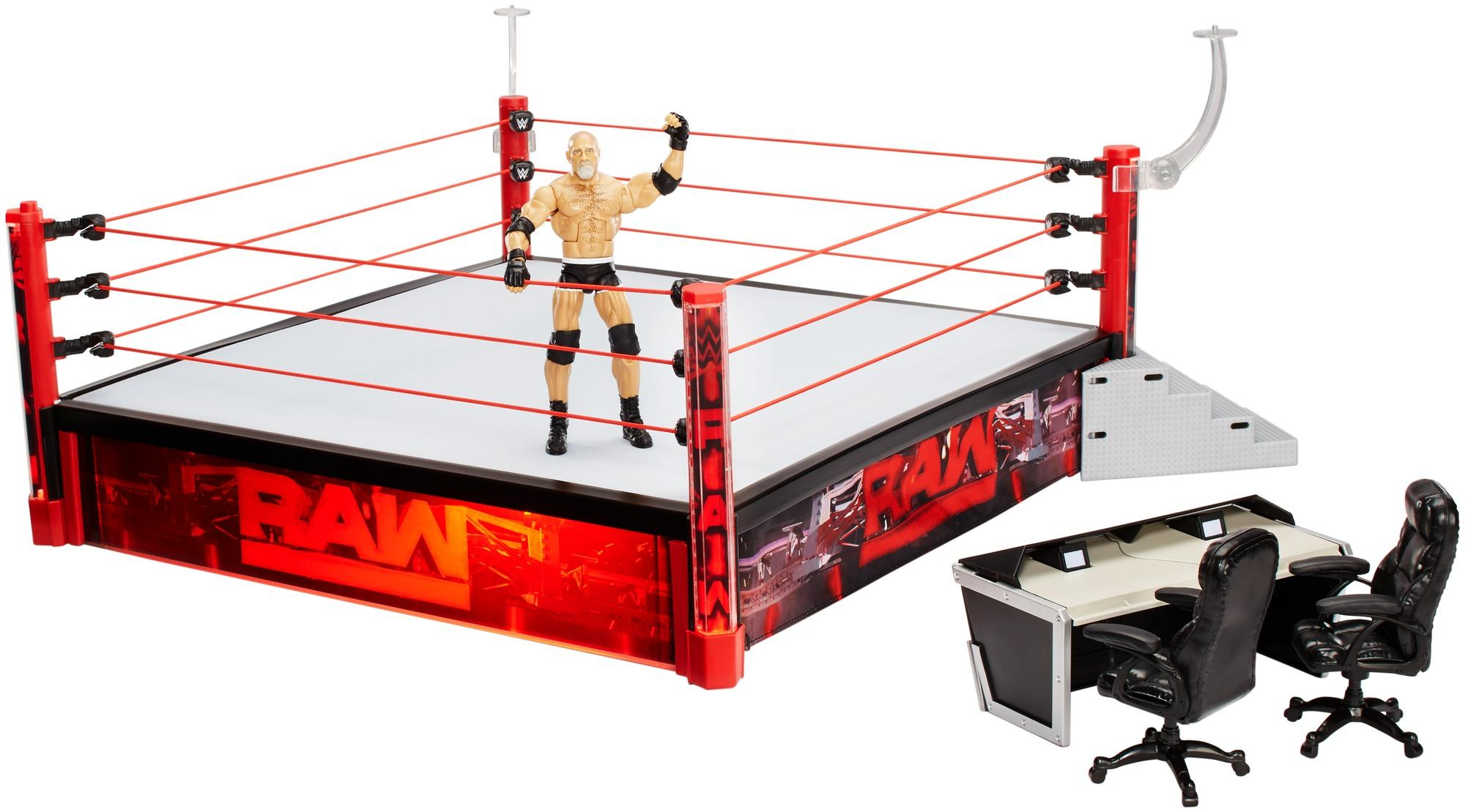Wwe Raw Ring Toy