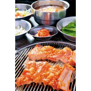 ジューシー&インパクト大ながっつり肉グルメ