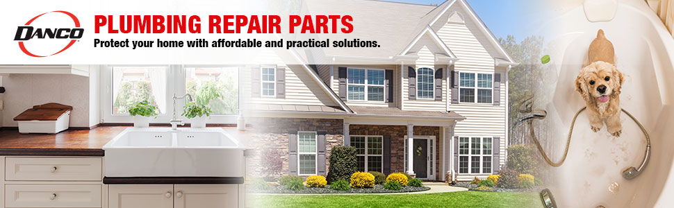 Plumbing Repair Parts, Home Protection, Home Repair, Plumbing Repair, Affordable, Solutions, Danco
