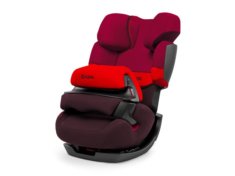 Cybex - Silla de coche grupo 1/2/3 Pallas, silla de coche 2 en 1 para niños, sin ISOFIX, 9-36 kg, desde los 9 meses hasta los 12 años aprox., color ...