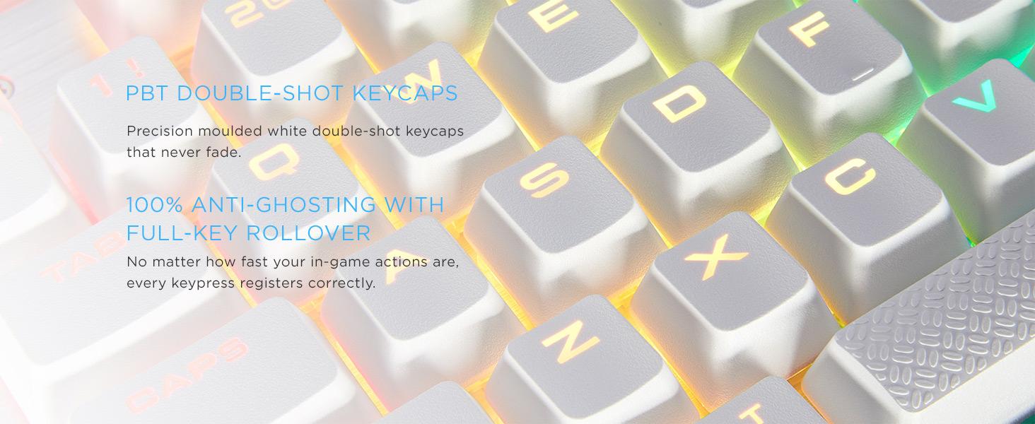 Corsair K70 RGB MK 2 SE Mechanical RAPIDFIRE Gaming Keyboard