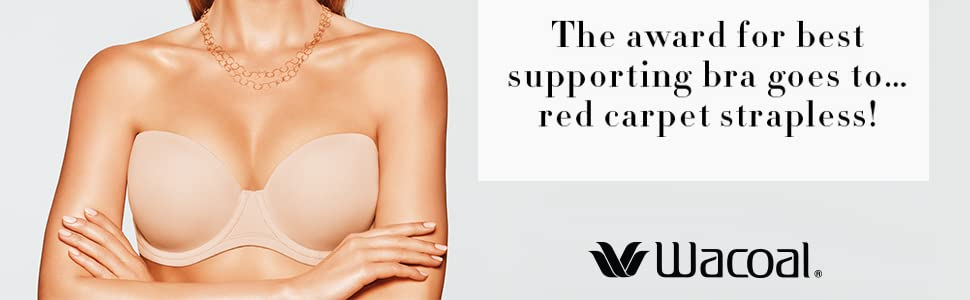 0cb1b3686aeb0 Strapless. Read more. Red Carpet by Wacoal Strapless Bra