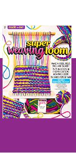 Made By Me: Super Weaving Loom