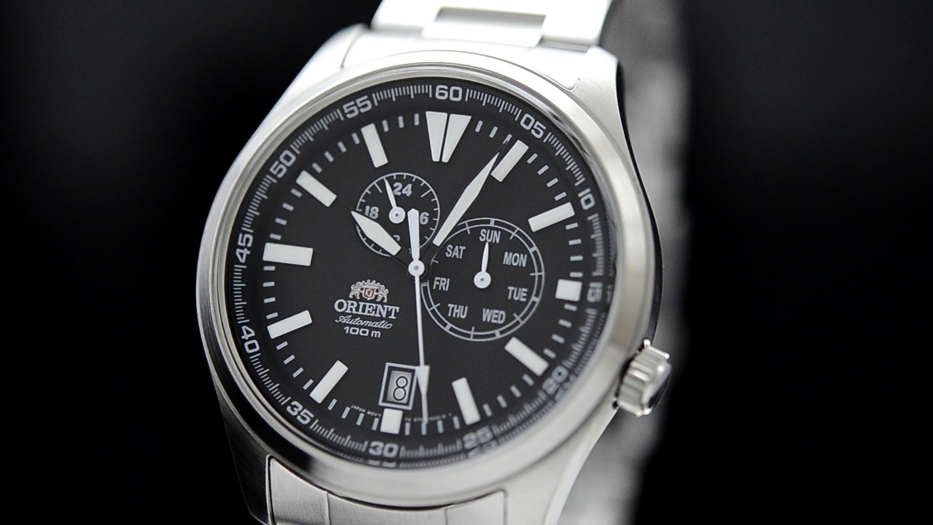 Amazon.com: Orient Men's FET0N001B0 Defender Watch: Watches