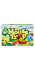 mousetrap, hasbro gaming