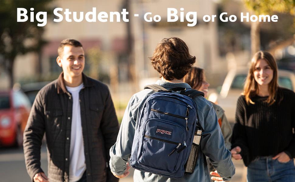 JANSPORT The Big Student - Go Big or go home.