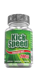 Kick Speed Evolution Energy Caps
