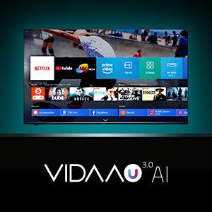 vidaa u 3 smart tv