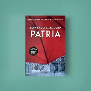 Patria, Fernando Aramburu, HBO, serie, País Vasco, Euskadi, ETA, terrorismo