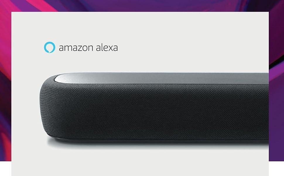 Alexa built in