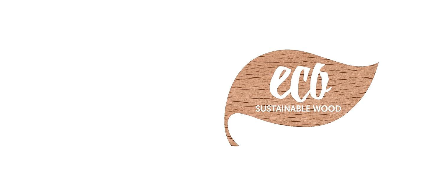 legno di faggio europeo ecosostenibile ecologico