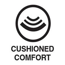 cushioned comfort socks