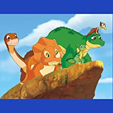 land before time, little foot, dinosaurs, animals, dinos, family, kids, animated, collection, boxset