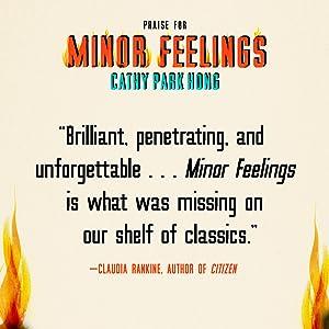minor feelings;poetry;asian american;ethic studies;asian american studies;personal memoir;cathy park