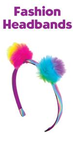 Fashion Headbands, Creativity for Kids, Fashion, girls craft, craft kit
