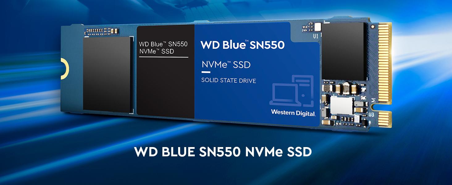 500GB WD Blue SN550